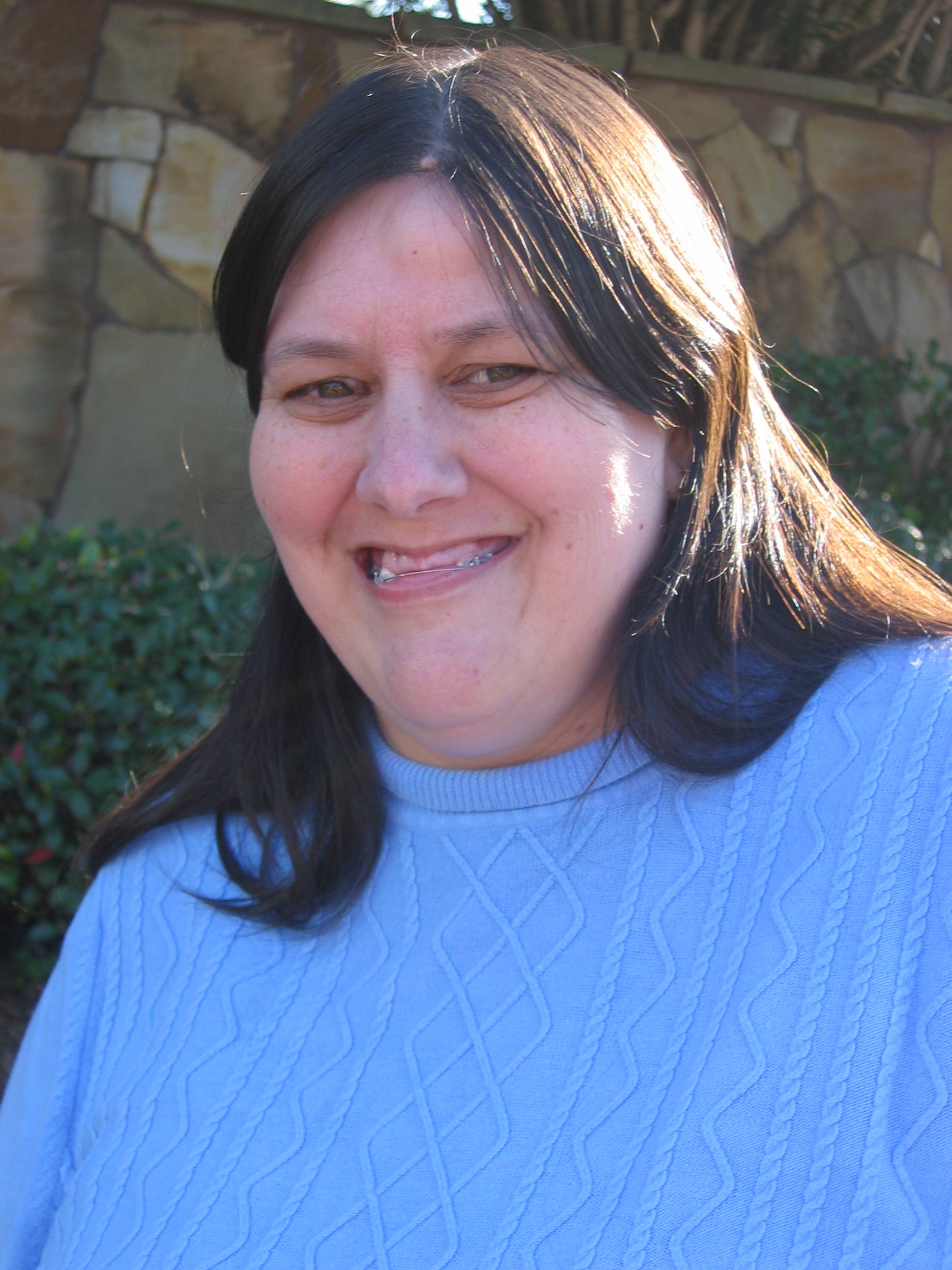 Picture of Tia Nelis.